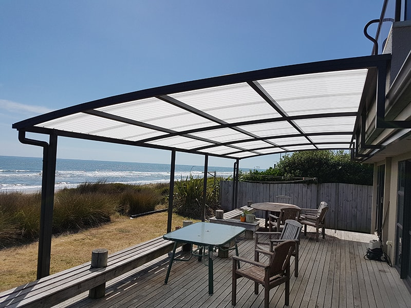 Curved Pergolas Tauranga Amp The Bay Of Plenty